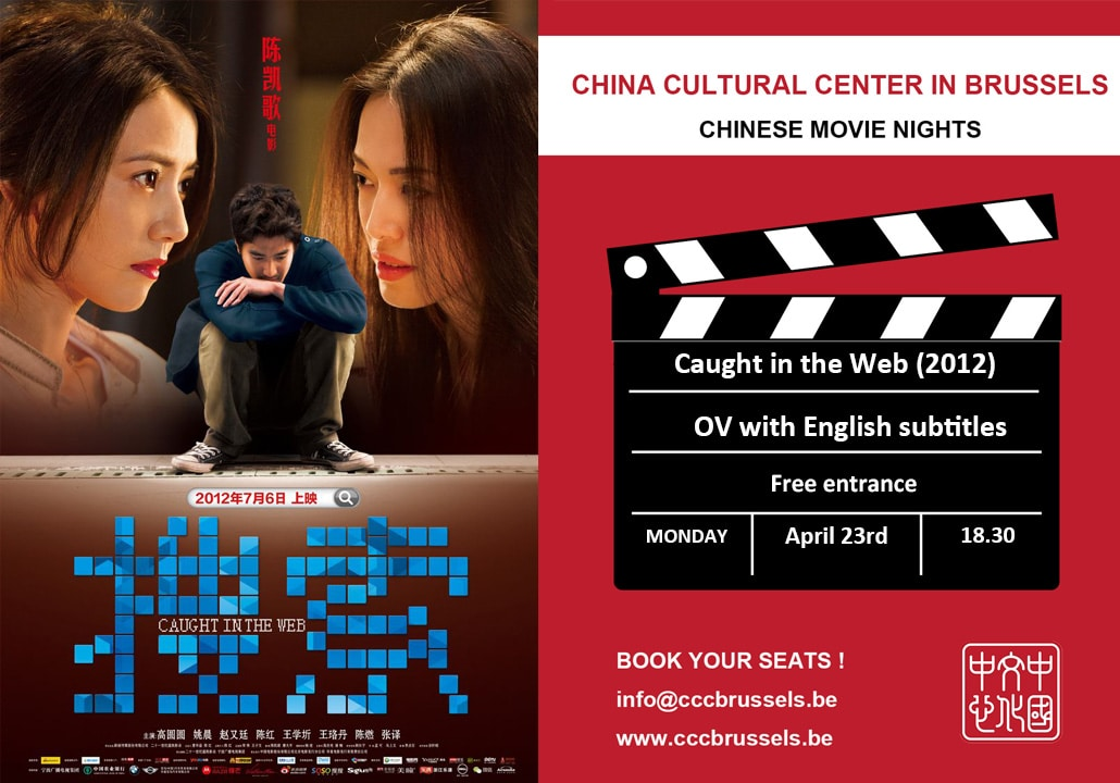 chinese movie night caught in the web china cultural