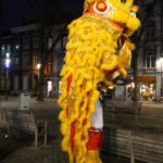 Dragon Dance in Liège
