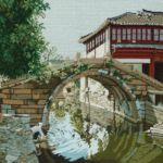 《小桥流水》A Small Bridge over the Flowing Stream