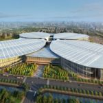 National Exhibition and Convention Center (Shanghai) - 国家会展中心(上海)